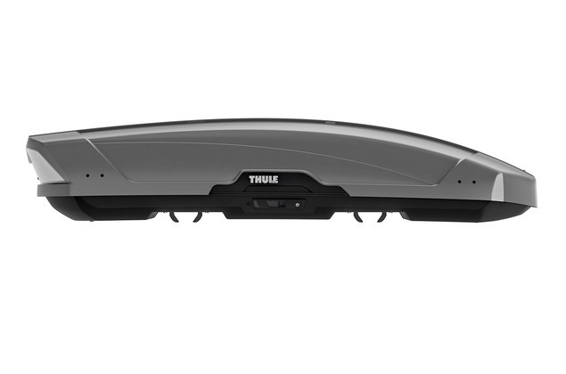 Автобокс Thule Motion XT XL, титан глянец