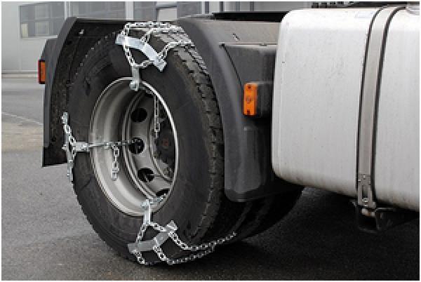 Цепи противоскольжения своими руками для грузовиков