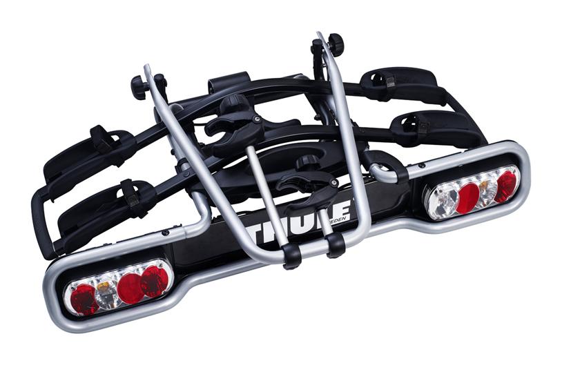 Платформа на фаркоп Thule EuroRide для 2-х велосипедов (941) - фото 4
