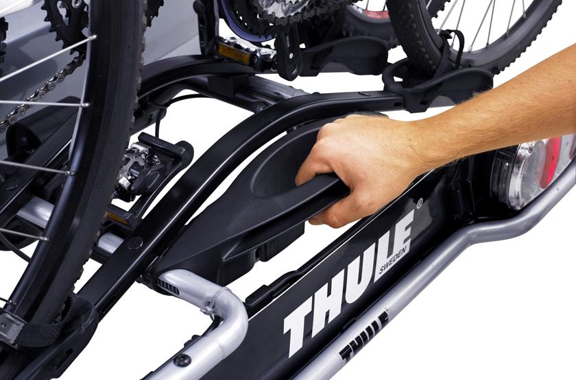 Платформа на фаркоп Thule EuroRide для 2-х велосипедов 941 Thule EuroRide 941 - фото 7