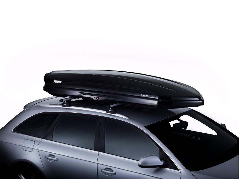 Автобокс на крышу автомобиля видео