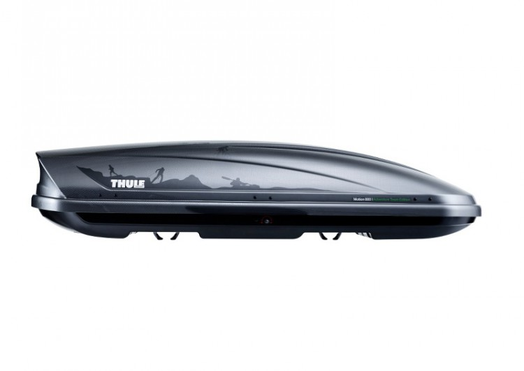 Автобокс Thule Motion 800 ATE Титан